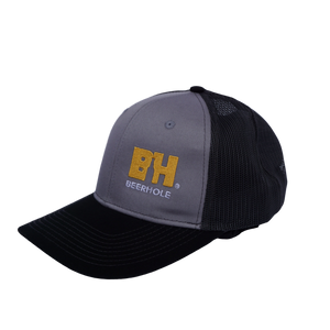 """The Trucker"" - BeerHole Hat"