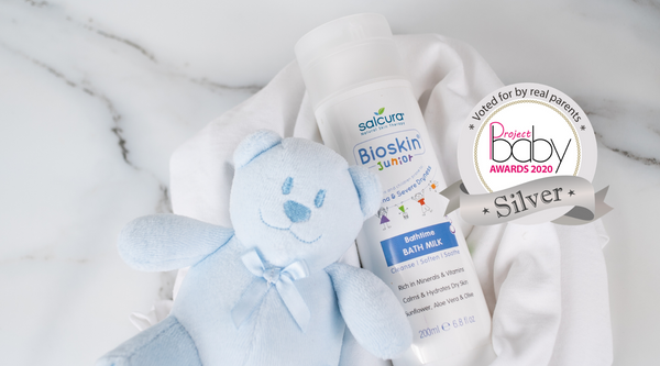 We Won 'Best Bathtime Product'