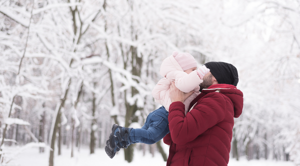 How To Care For Your Little Ones' Dry Skin In Winter