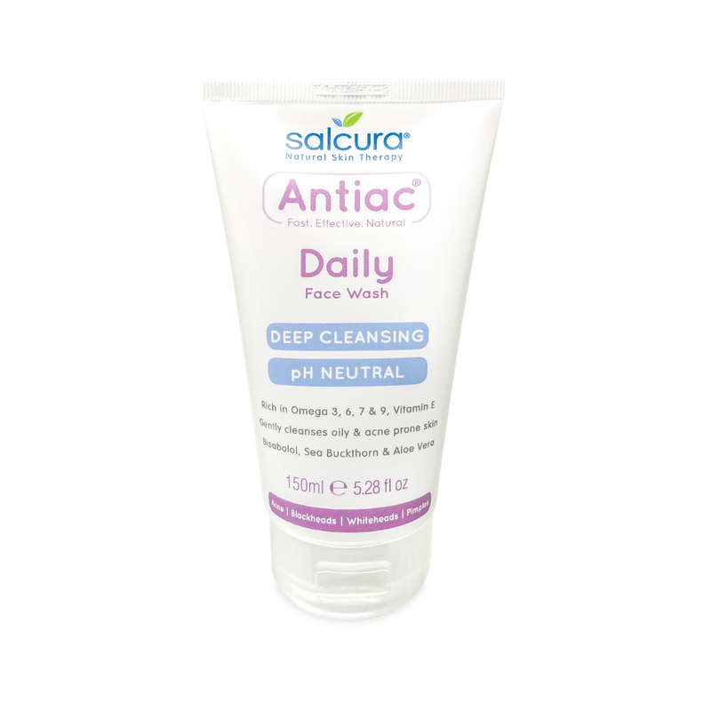 Antiac Daily Face Wash