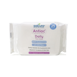 Antiac Daily Face Wipes