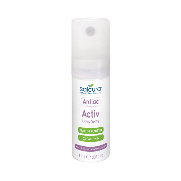 Antiac Activ Liquid Spray Sample