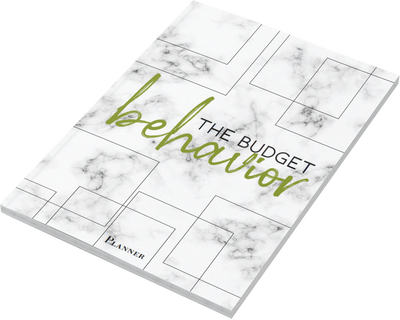 Digital Version of The Budget Behavior Planner