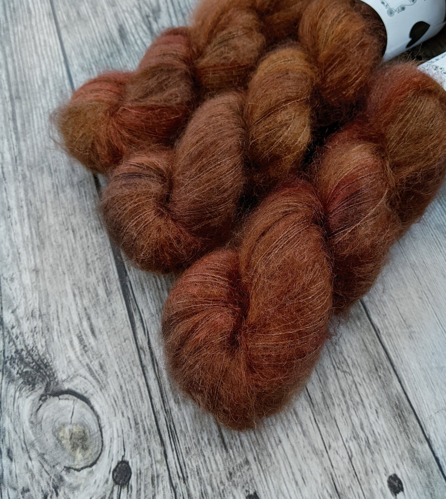 MUST HAVE MOHAIR, Spiced Coffee