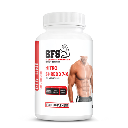 Nitro Shredd 7-X Fat Burner
