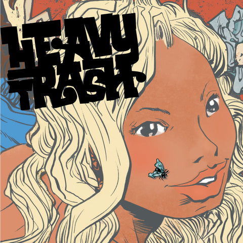 Heavy Trash ‎– Heavy Trash (vinyl)