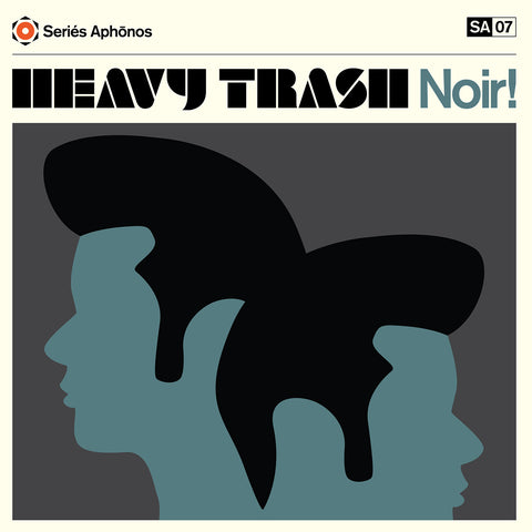 Heavy Trash ‎– Noir! (vinyl)