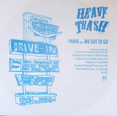 Panik b/w We Got To Go (45 Single)