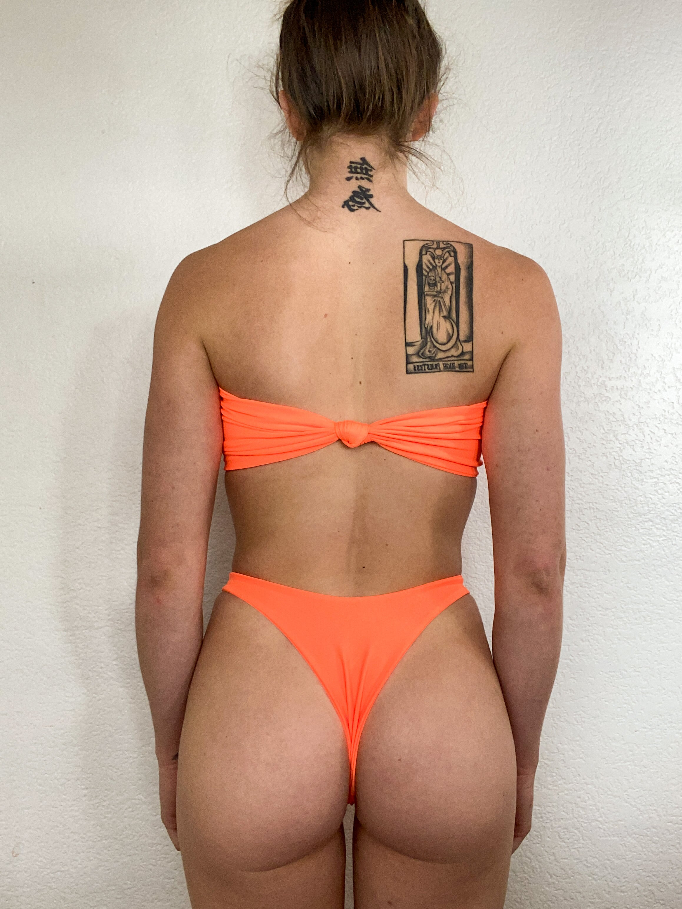 Minimal Bottoms // Neon Orange