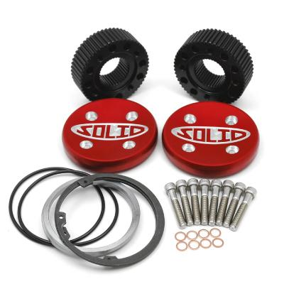 Solid Axle 35 Spline Drive Flange Kit for Dana 60 Axles