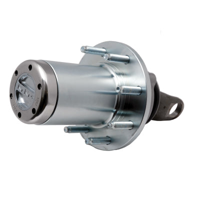 Dodge Ram Single Rear Wheel Spyntec Hub Conversion Kit With ABS for 2012 and Newer 2500 and 3500 Trucks Complete with Spindles, Hubs, Studs, Wheel Bearings, Shafts, and Lockout Hubs