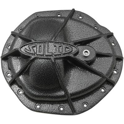 Solid Axle Heavy Duty Powder Coated Differential Cover for AAM 9.25 Axle