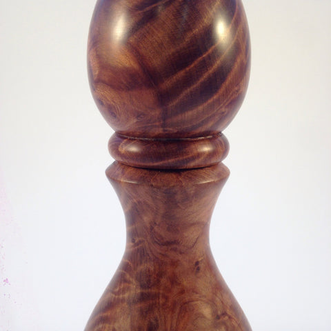 Redwood Burl Pepper Mill - No One Alike