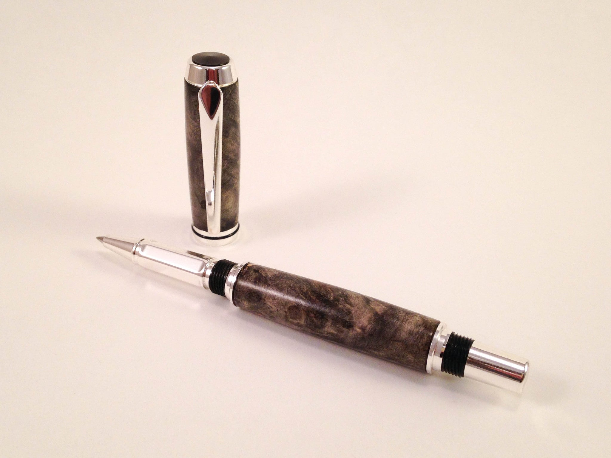 Pen (Buckeye Burl) 0037 - No One Alike