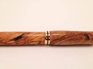 Pen (Spalted Pecan Root) 0039 - No One Alike