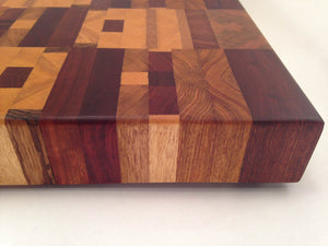 Exotic Cutting Board 003 - No One Alike