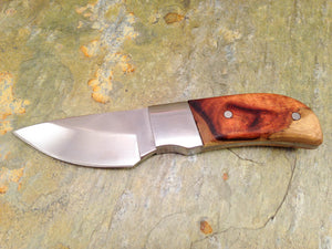 Small Hunting Knife 001 (rosewood) - No One Alike