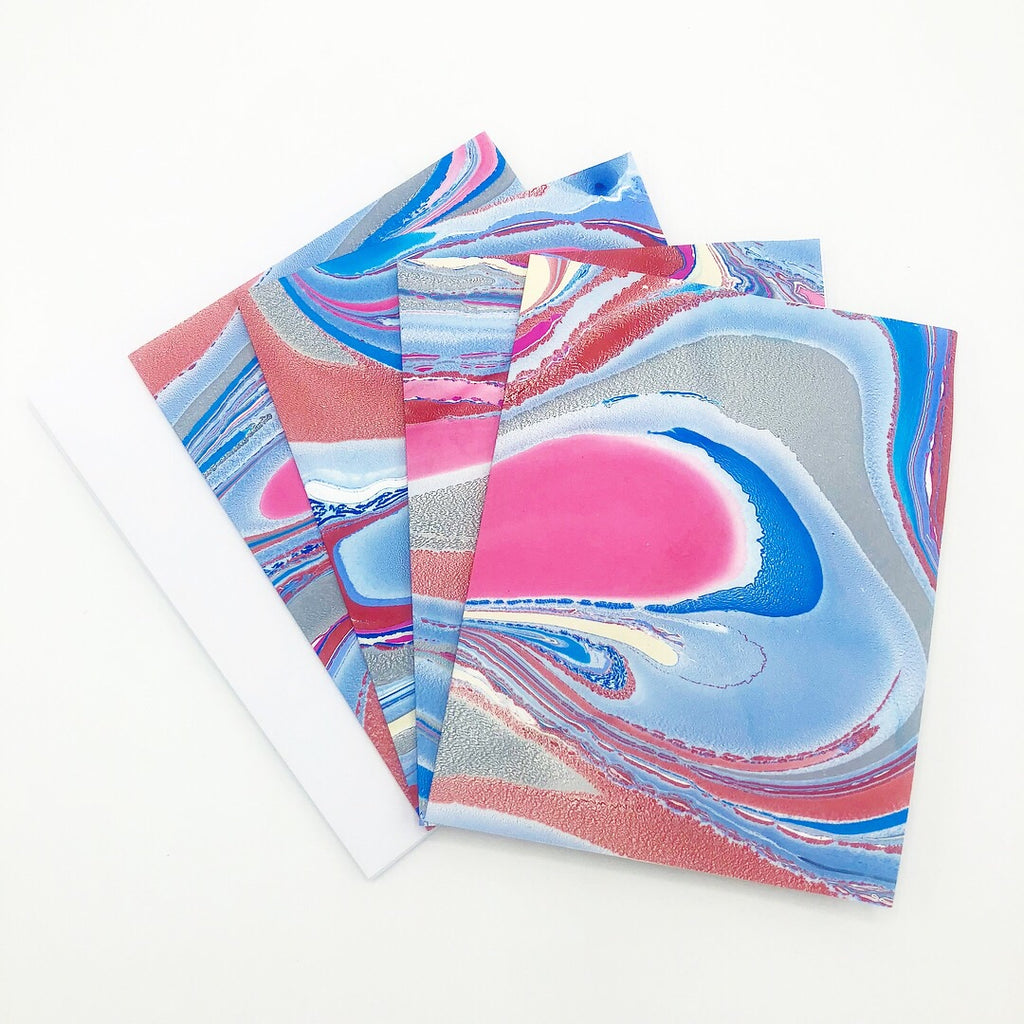 Pink Wave Card Pack - No One Alike