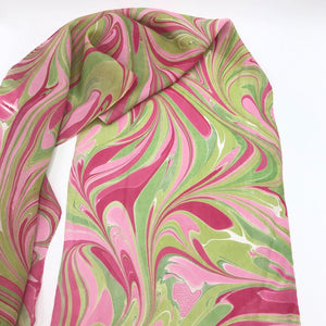 Tulip Bloom Small Scarf - No One Alike