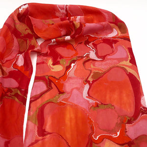 Chilli Pepper Small Scarf - No One Alike