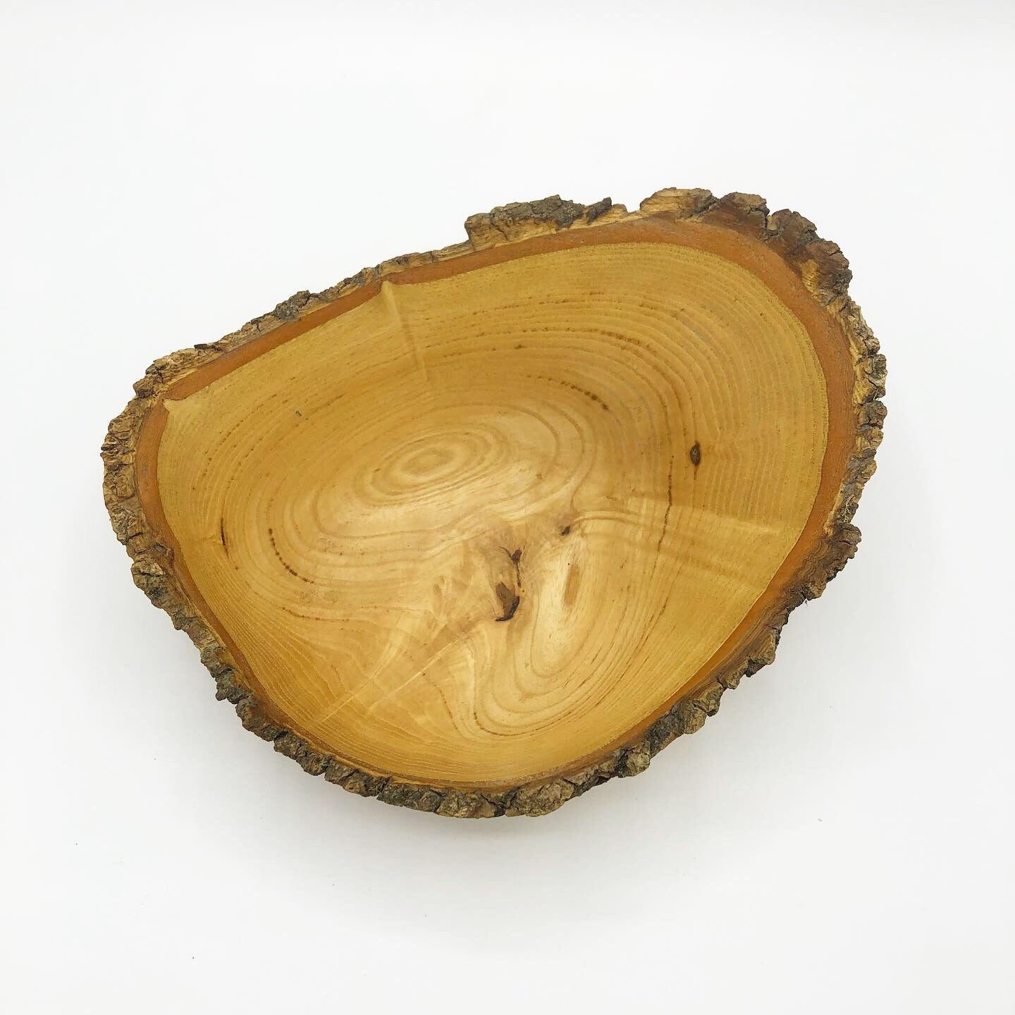 Small Maple Live Edge Bowl - No One Alike