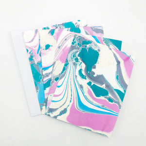 Ice Magenta Card Pack - No One Alike