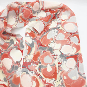 Charleston Oyster Small Scarf - No One Alike