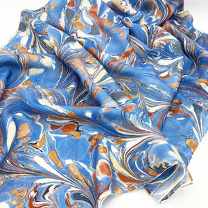 Tiger Mountain Large Silk Wrap - No One Alike