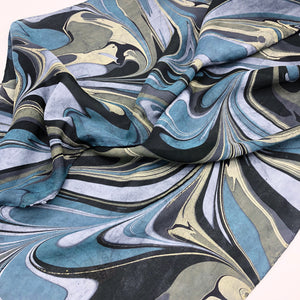 Evening on Burton Small Scarf - No One Alike