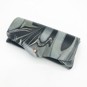 Dapper Silver Glasses Case - No One Alike