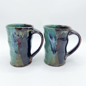 Mountain Sunset Mug - No One Alike