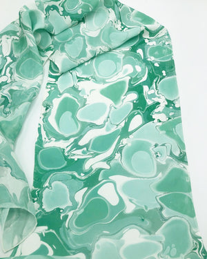 Seafoam Small Scarf - No One Alike