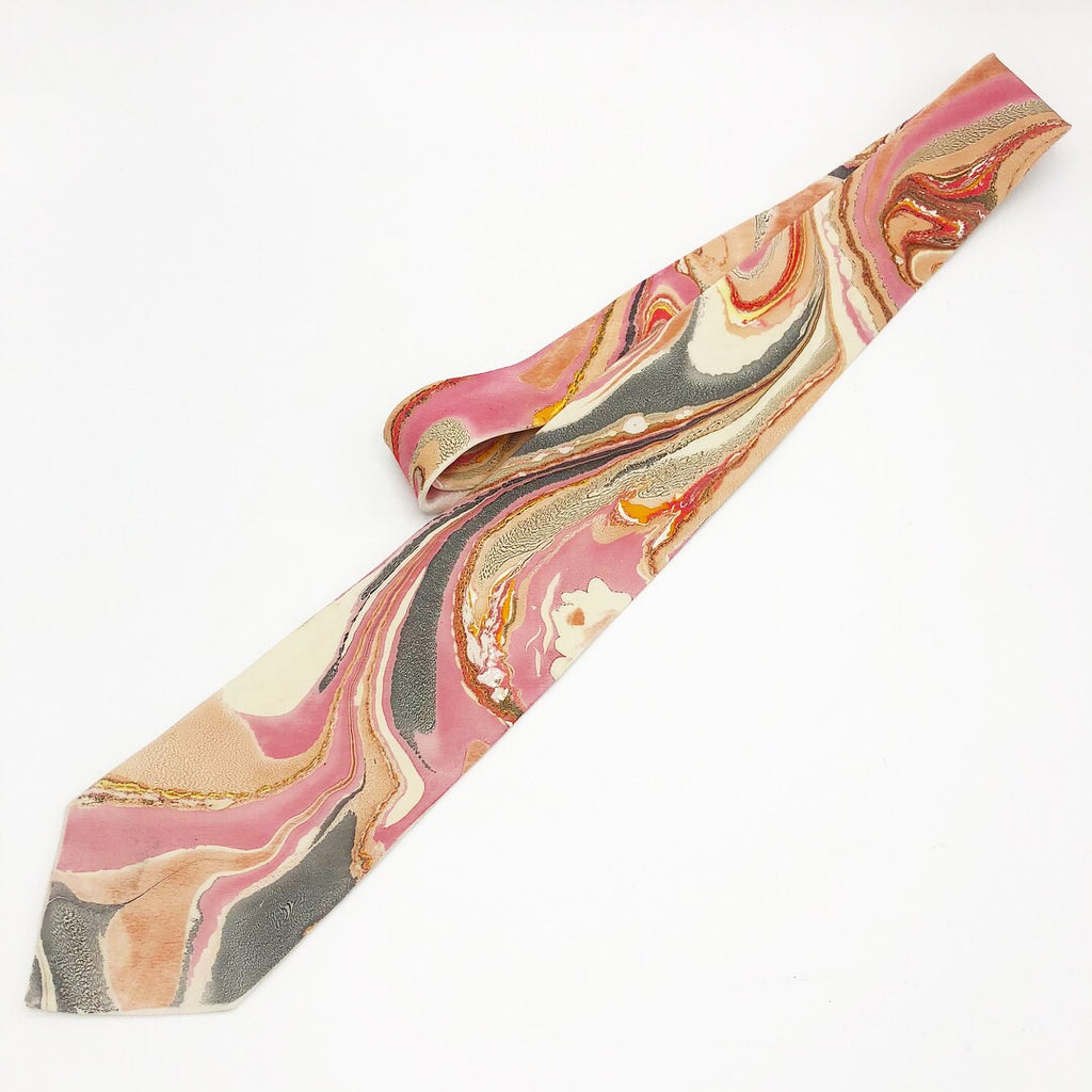 Brown Trout Neck Tie - No One Alike
