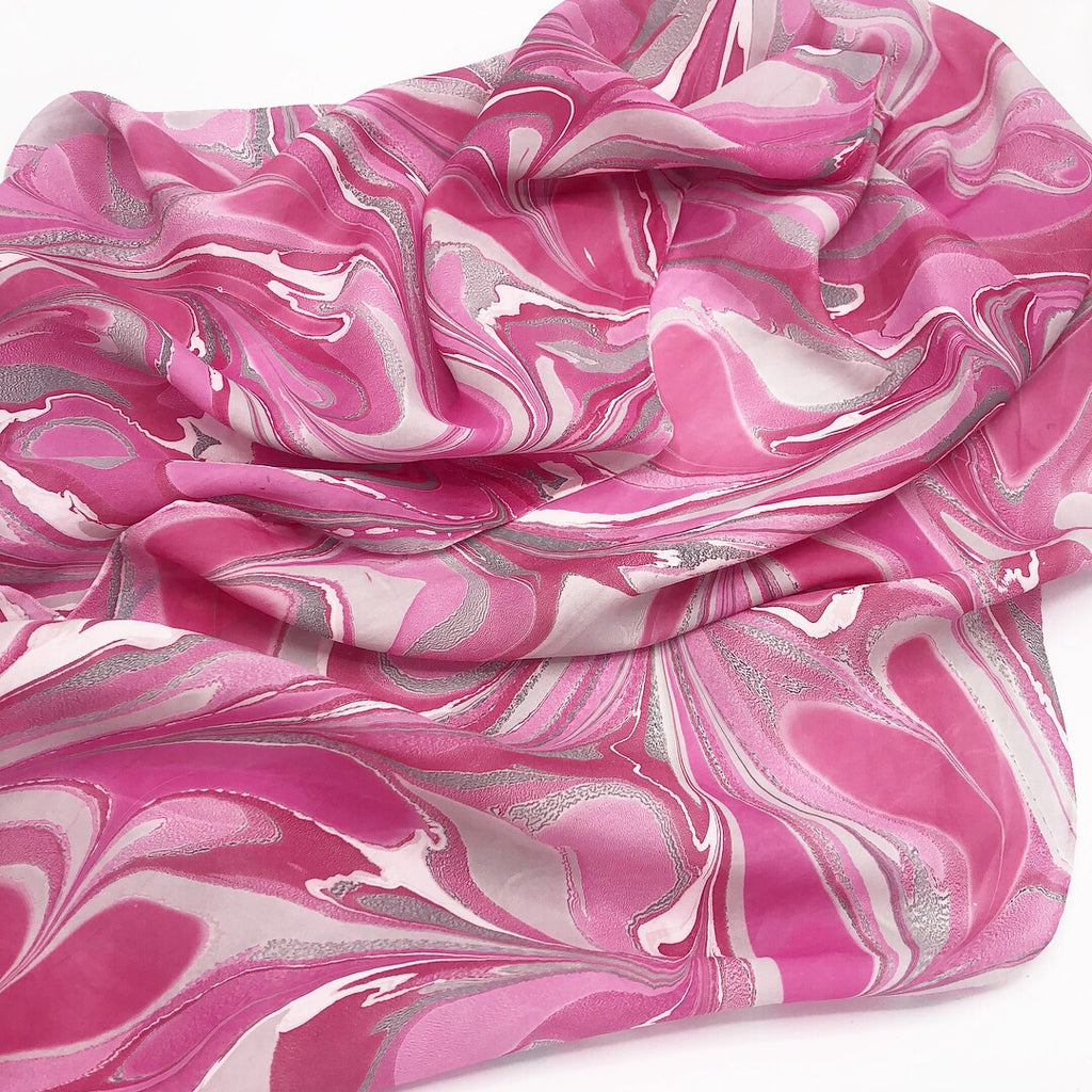 Peony Medium Scarf - No One Alike