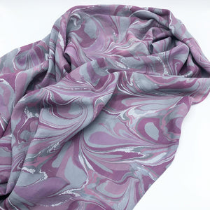 Roseate Large Silk Wrap - No One Alike