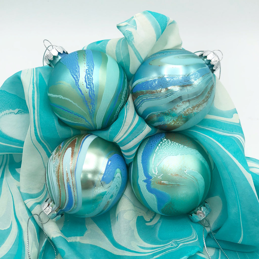 Pearl Small Ornament Set - No One Alike