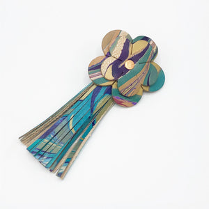 Annabelle Floral Tassel - No One Alike