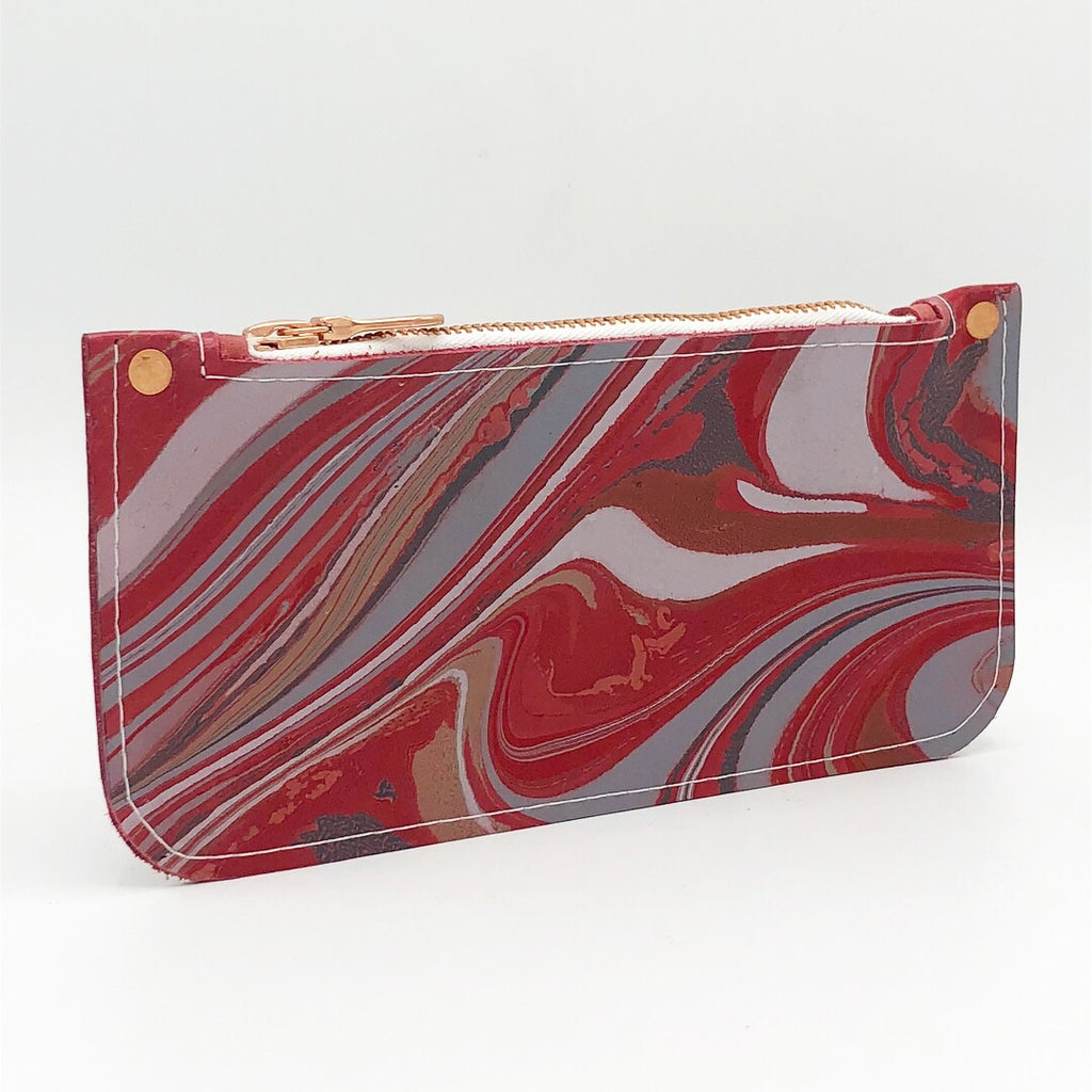Rouge Zipper Pouch - No One Alike