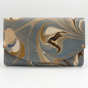 Drifter Tessa Curved Clutch - No One Alike