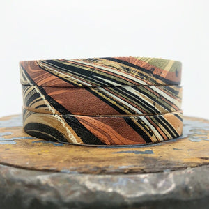 Copper Haze Split Cuff - No One Alike