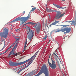 Berry Swirl Small Scarf - No One Alike