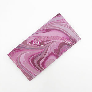Frosted Berry Checkbook Cover - No One Alike