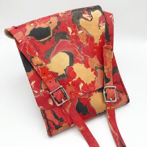 Ruby Rock Small Messenger Bag - No One Alike