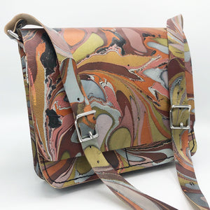 Berry Twist Large Messenger - No One Alike