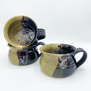 Stormy Mountain Soup Mug - No One Alike