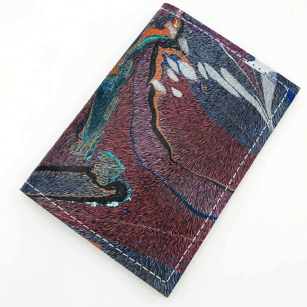 Plum Passport Cover - No One Alike