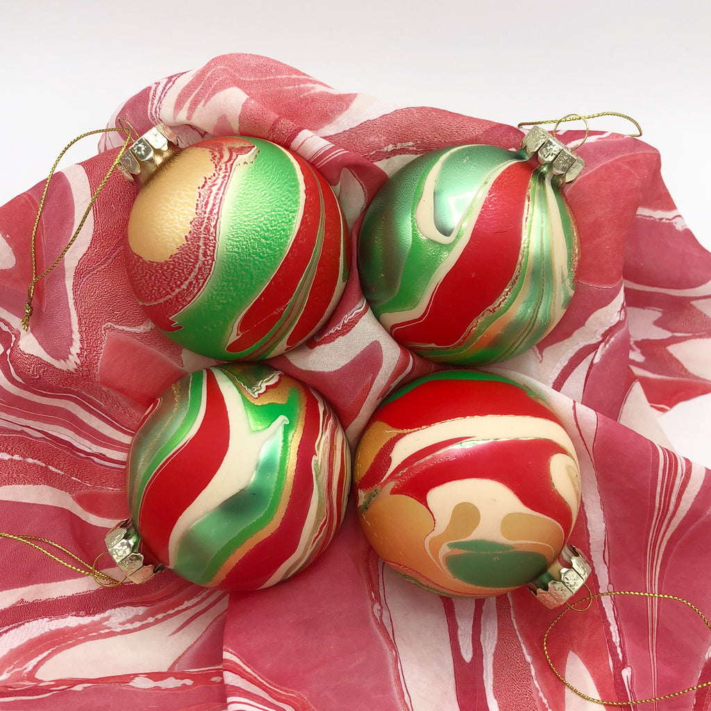 Merry Christmas Small Ornament Set - No One Alike