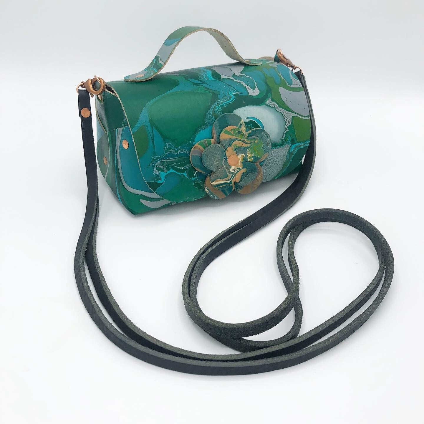 Sage Garden Mini Satchel
