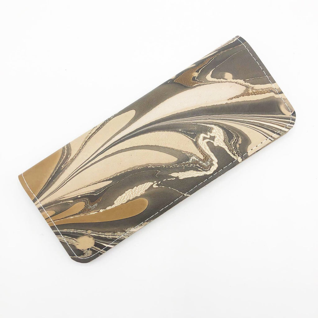 Taupe Ebony Wallet - No One Alike