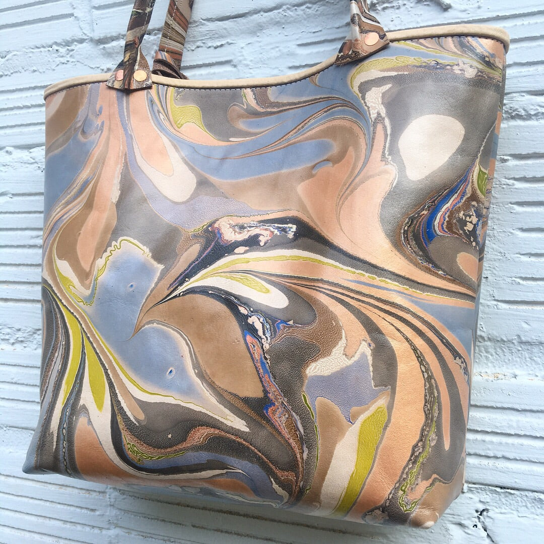 Agate Small Tote - No One Alike